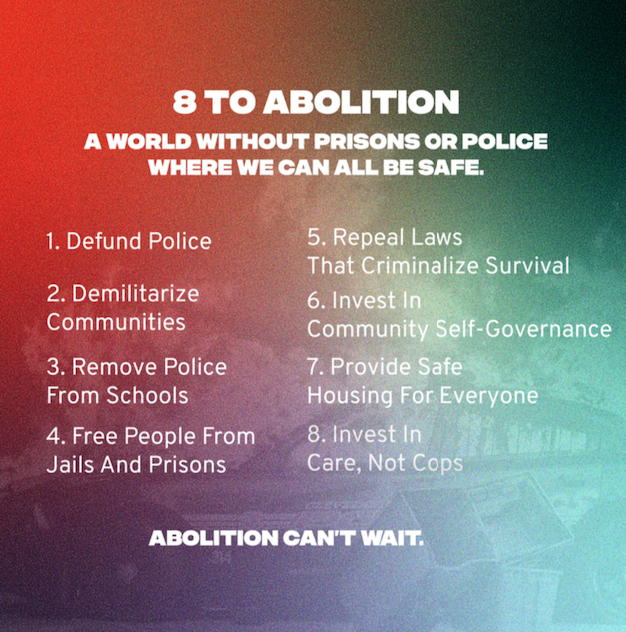 8 to Abolition